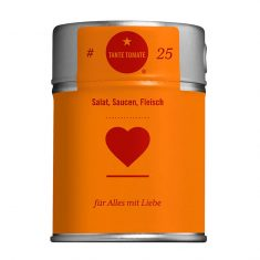 Gewürzmischung - Herzchen, Tante Tomate