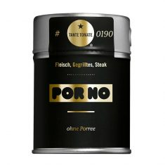 Gewürzmischung - PorNo, Tante Tomate