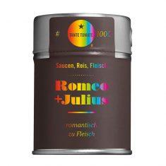 Gewürzmischung - Romeo + Julius, Tante Tomate