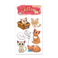 TapirElla Tattoos - Kätzchen