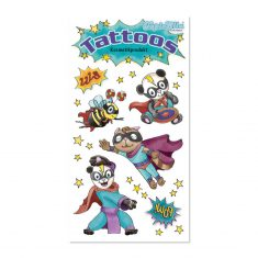 TapirElla Tattoos - Tierische Superhelden