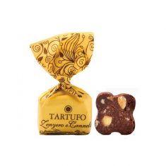Trüffelpraline - Tartufo al Zenzero e Canella