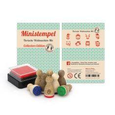 Ministempel Tierische Weihnachten-Mix