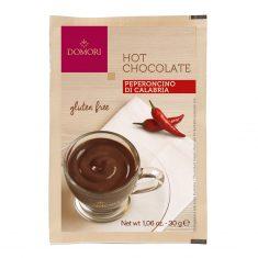 Trinkschokolade - Hot Chocolate Peperoncino di Calabria, Domori