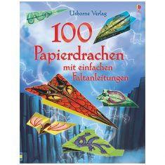 100 Motivbögen für Papierdrachen