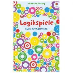 Logikspiele - Buch mit Lösungen