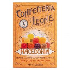 Fruchtgelees - Macedonia, Leone