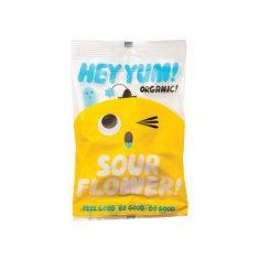 Fruchtgummis - Sour Flower HEY YUM!, bio