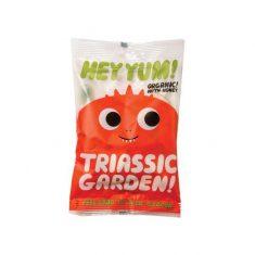 Fruchtgummis - Triassic Garden HEY YUM!, bio