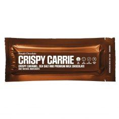 Schokoriegel - Crispy Carrie