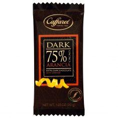 Zartbitterschokolade - Dark 75% Arancia