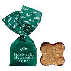 Trüffelpraline - Tartufo dolce al caramello salato