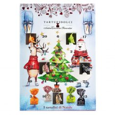 Antica Torroneria Piemontese - Adventskalender Tartufini 2019