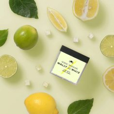 Wally and Whiz - Limette mit Zitrone, Weingummi, BOX