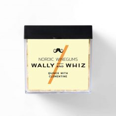 Wally and Whiz - Quitte mit Mandarine, Weingummi, BOX