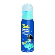 Tinti Waschschaum, blau
