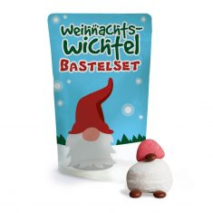 Weihnachtswichtel - Bastelset