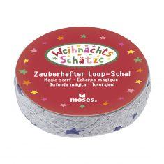 Zauberhafter Loop-Schal - Weihnachtsschätze