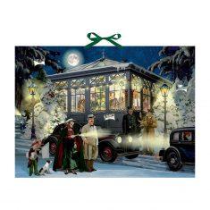Zettel-Adventskalender - Weihnachten mit Agatha Christie