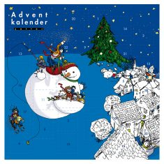 Zotter - Mitzi Blue Adventkalender