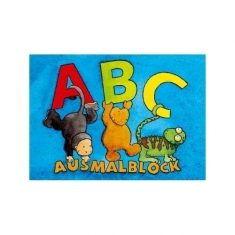 ABC-Ausmalblock