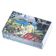 Adam & Eva im Paradiso in der Zündbox