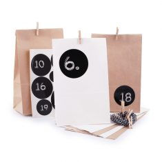 Adventskalender-Set - Modern