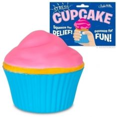 Anti Stress Ball - Cupcake