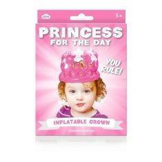Aufblasbare Krone - Princess for the day