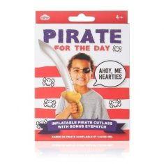 Aufblasbares Entermesser - Pirate for the day