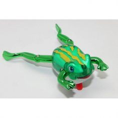 Aufziehfigur - Froggy