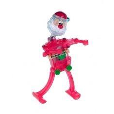 Aufziehfigur - Santa