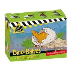 Ausgrabungsset - Dino-Babies