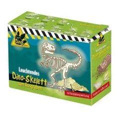 Ausgrabungsset - Leuchtendes Dino-Skelett