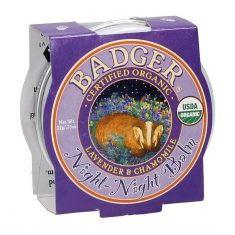 Badger Gute Nacht Balsam - SALE