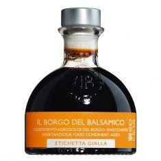 Balsamico - Condimento del Borgo Etichetta Gialla, 100ml