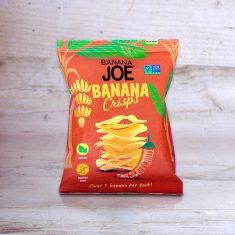 Bananen Chips -  Banana Crisps Thai Sweet Chili, Banana Joe