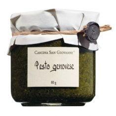 Basilikumpesto - Pesto al basilico