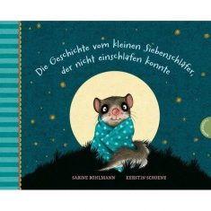 Bilderbuch - Die Geschichte vom kleinen Siebenschläfer ...