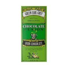 Bio-Schokolade - Green Earl Grey, 60% Kakao