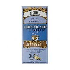 Bio-Schokolade - Jasmine, 38% Kakao