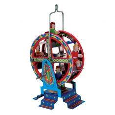 Blechriesenrad zum Kurbeln - Ferris Wheel