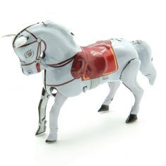 Blechspielzeug - Zirkuspferd
