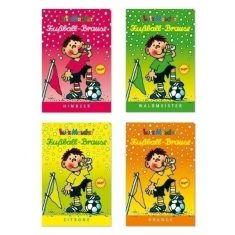 Brausepulver - Fußball