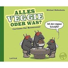 Buch - Alles Veggie oder was?