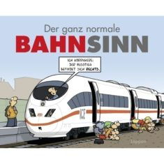Buch - Der ganz normale Bahnsinn