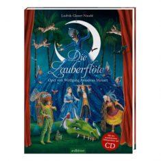 Buch - Die Zauberflöte mit CD