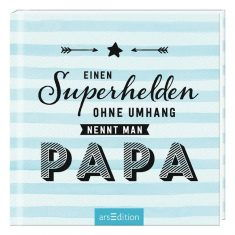 Buch - Einen Superhelden ohne Umhang nennt man Papa