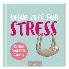 Buch - Keine Zeit für Stress