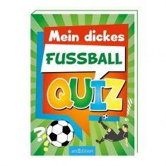 Buch - Mein dickes Fußball-Quiz
